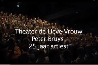 Peter Bruys 25 jaar Artiest